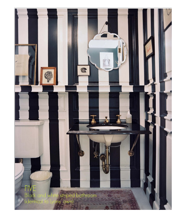 Inspired Jenna Lyons Bathroom Dreams Jeans